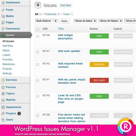 layout manager wordpress plugin issues manager plugin for wordpress wpexplorer