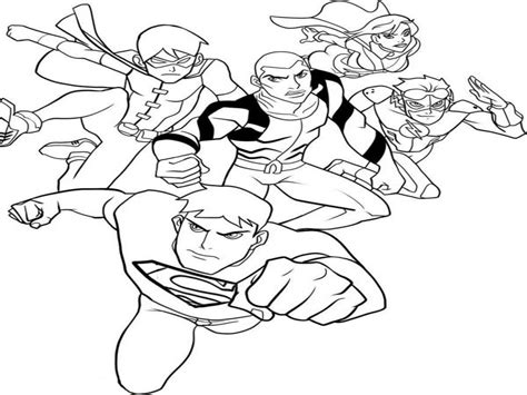 coloring pages young justice coloring pages free of kid flash gordon coloring pages