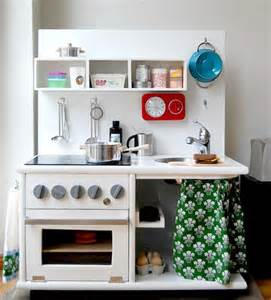 play kitchen from old furniture 5 cool kids diy kitchen sets