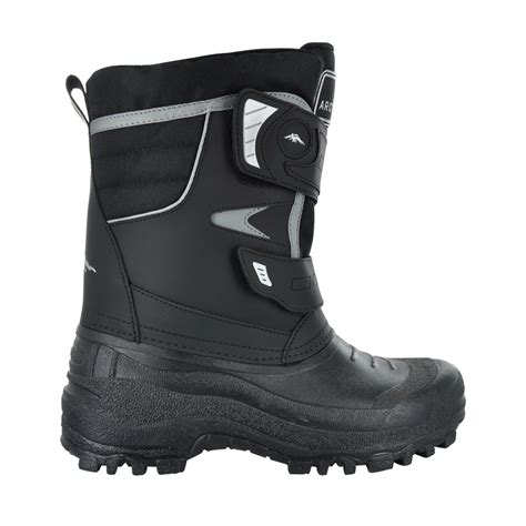 dsw mens winter boots arctic tracks velcro winter boot winter boots