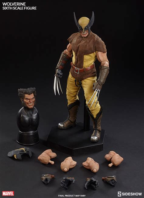 figure wolverine sharpen those claws bub here comes wolverine