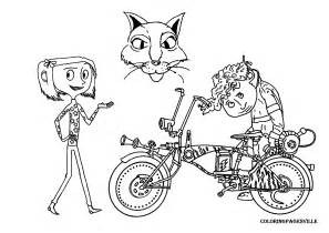coraline coloring pages coraline coloring pages to and print for free