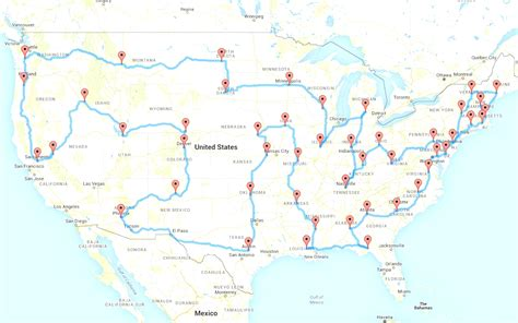 road trip maps of the usa road trip map planner usa wall hd 2018 best of with maker