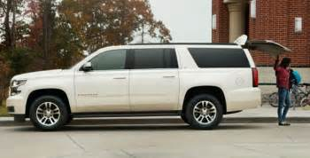 2015 chevrolet suburban vs ford expedition el autos post