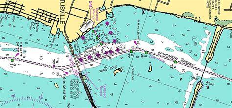 intracoastal waterway carolina map diving deeper the intracoastal waterway