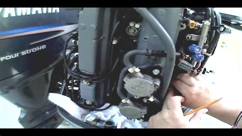 yamaha jet boat grease points outboard fuel injectors youtube