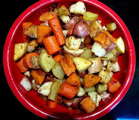 vegetables dinner dinner roasted vegetables flickr photo