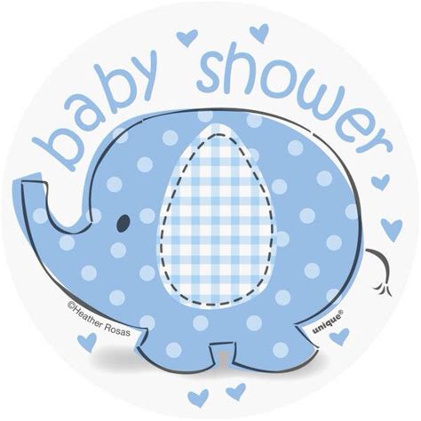 Elephant Baby Shower Boy by Elefante Baby Shower Baby Shower Showers Way And Baby Showers