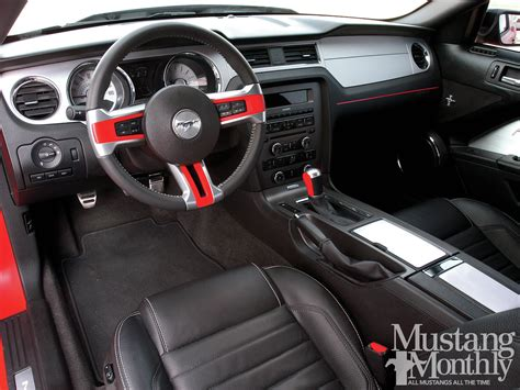 2011 Mustang Gt Interior by 1306 2011 Ford Mustang Gt Heermann Photo 46473332