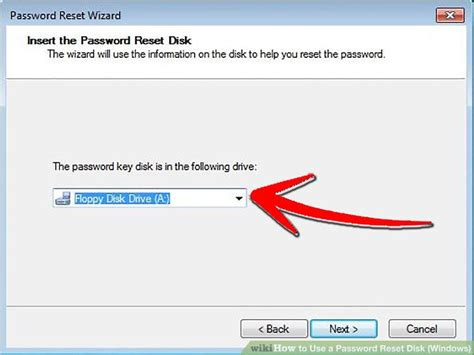 how do you reset vista password 3 ways to use a password reset disk windows wikihow