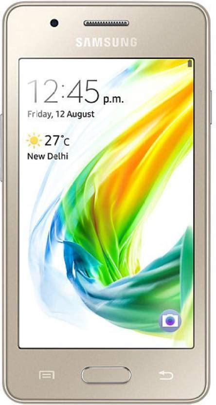 samsung z2 gold 8 gb at best price with great offers only on flipkart