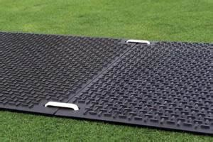 Grass Protection Mats by Ground Protection Mats Ultra Heavy Duty Reusable China