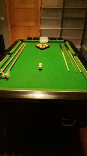 supreme championship pool table for sale in athlone