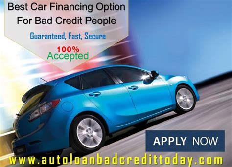 guaranteed auto financing with bad 19 best guaranteed car loan for bad credit images on