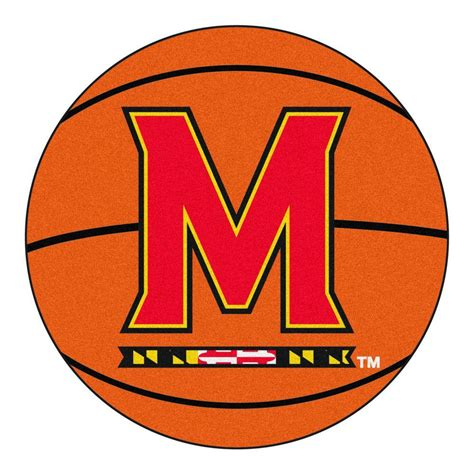 Md Plumbing Chico by Fanmats Ncaa Of Maryland Orange 2 Ft 3 In X 2