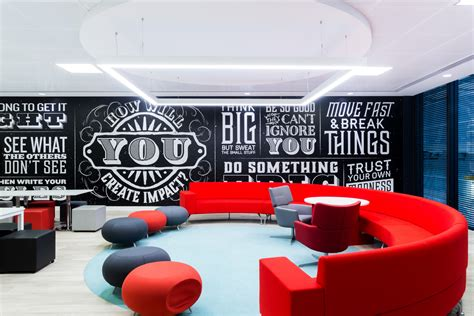 London Wall Murals office wall graphics and murals
