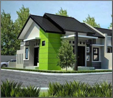 warna cat depan rumah  bagus rumah minimalis rumah