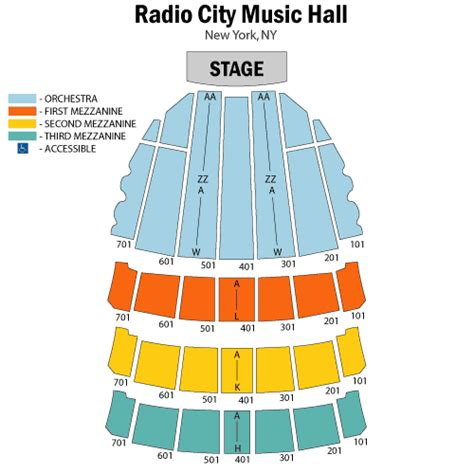 radio city seating plan madagascar live april 23 tickets new york radio city