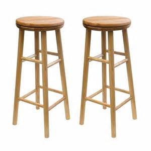 Winsome Wood Swivel Bar Stools Winsome Wood 888 Swivel Bar Stool Set Of 2 Atg Stores
