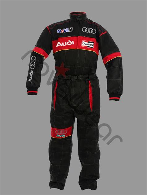 Audi Motorsport Shop by Audi Workwear Overall Audi Apparel Audi Workwear Overall