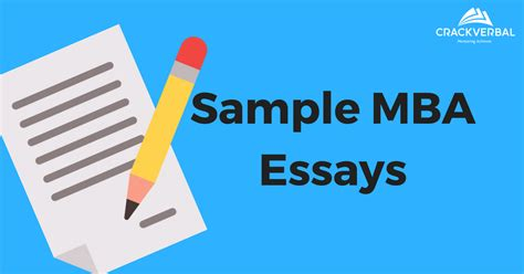 Mba Profile Evaluation by Why Mba Essay Sle Mba Application Essays For Top B
