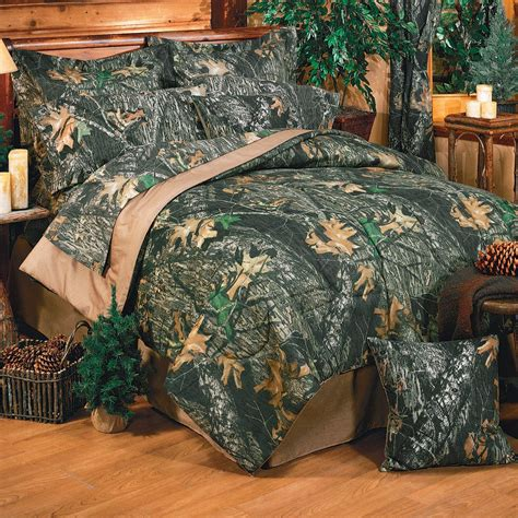 mossy oak comforter sets camouflage comforter sets twin size mossy oak new break