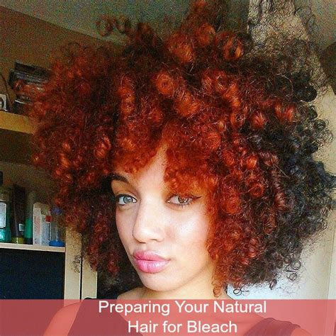 good hair bkeaching kits for african american preparing your natural hair for bleach global couture blog