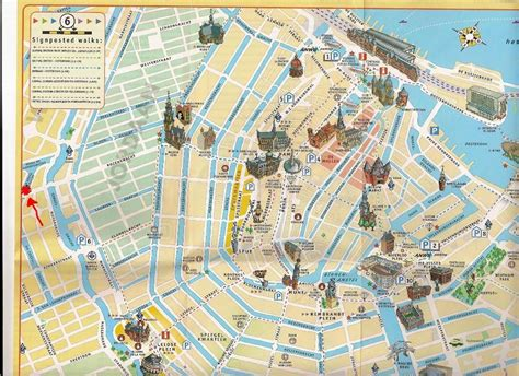 amsterdam museum district map amsterdam map traveling tourist map city maps travel