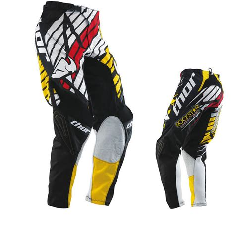 youth rockstar motocross thor phase s13 youth rockstar motocross pants clearance