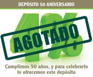 banco caja siete adi 243 s al dep 243 sito 50 aniversario de caja siete al 4 033