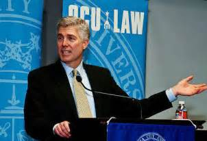 neil gorsuch facebook report trump may appoint judge neil gorsuch to scotus