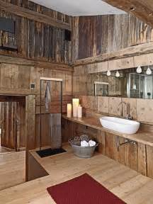 wood bathroom ideas 17 chic and wooden bathroom interiors