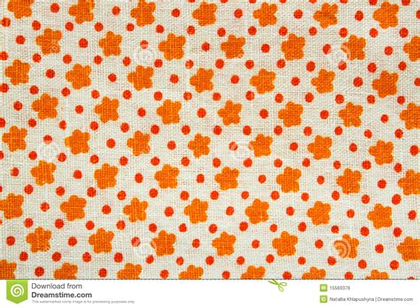 pattern linen fabric linen fabric with a pattern royalty free stock image