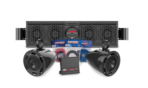 audio polaris rzr 2015 stereo systems for a 2015 1000 4 seater side x side nation