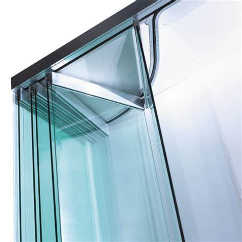 aluminium bi folding uk glass