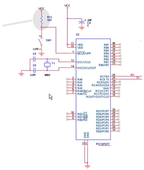 what is the function of an integrated circuit pic what is the function of the resistor in the below circuit electrical engineering stack