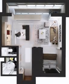 Small Studio Apartment Layout Ideas 17 Best Ideas About Studio Apartment Layout On Studio Living Studio Apartments And