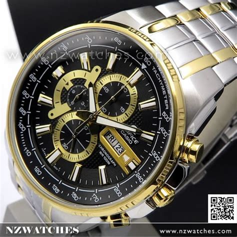 Casio Edifice Eqw M 1000 Black Gold buy casio edifice chronograph black gold mens efr 549sg 1av efr549sg buy watches