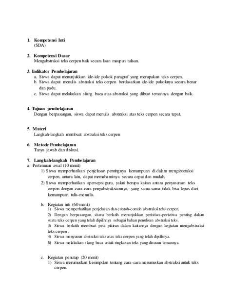 membuat laporan cerpen contoh cerpen untuk sma kelas x kimcil i