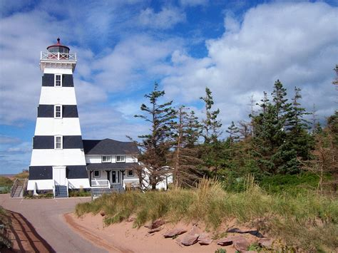 West Point Light by West Point Lighthouse 03