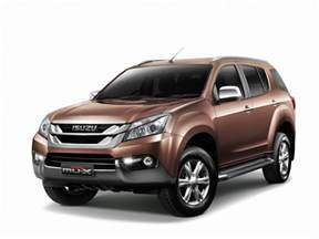 Mux Isuzu Price Isuzu Mux Price Thailand Html Autos Post