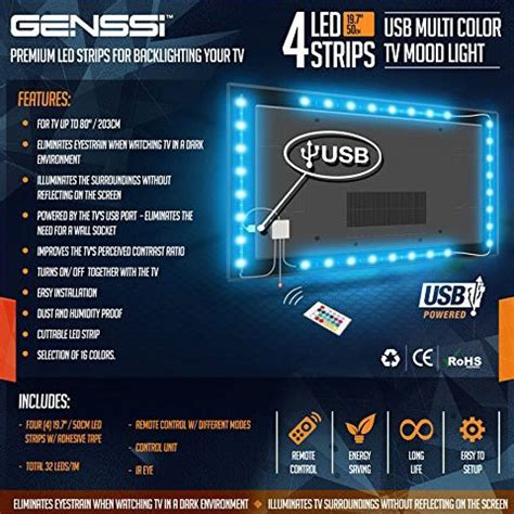 Led Rgb 5050 50cm 2pcs Dengan 5v Usb Controller Remote led rgb 5050 50cm 2pcs dengan 5v usb controller remote black jakartanotebook