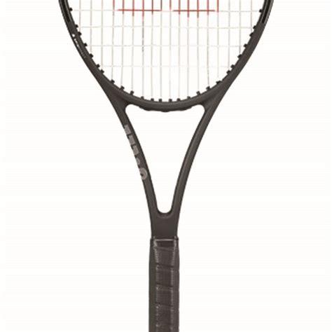 Raket Wilson Pro Staff 97 Ls Wilson Pro Staff 97 Ls Black Tennis Racquet Wilson