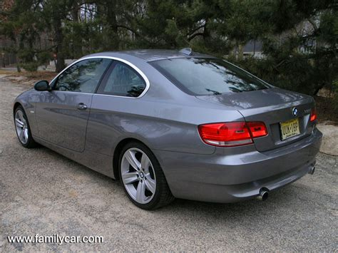 bmw  coupe road test review carpartscom