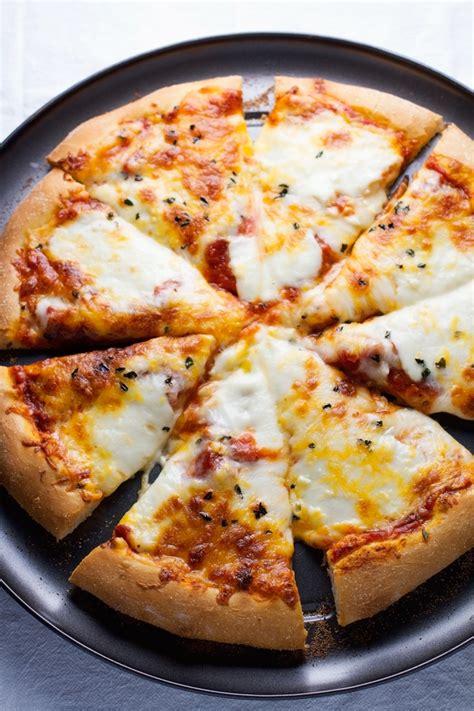 Handmade Pizza Dough Recipe - pizza dough recipe dishmaps