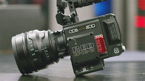 red epic film look 8k red epic w unboxing cinescopophilia