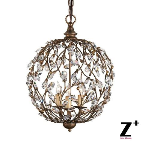 Aliexpress Buy Led Style Antique L Sconces Pendant Light Blue White Led Light Camilla Pendant Globe Aged Copper Black Country Style Tree Branch Iron Sphere Lustre