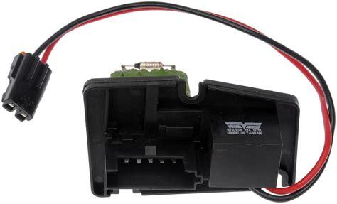 blower resistor harness repair kit dorman 973 536 hvac blower motor resistor kit with harness autoplicity