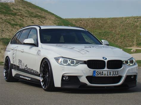 F31 Touring Tieferlegen by Tvw Bmw 3er F31 Tuning 320d Touring 2013 13 Bmw 320d