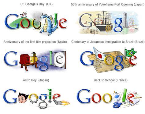 doodle paling keren cara desain doodle dari berbagai belahan dunia